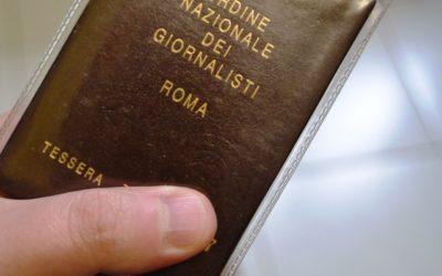 Fondazione dell'Ordine dei giornalisti della Toscana: nominato il Comitato scientifico