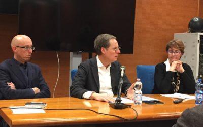 Fondazione dell'Ordine dei giornalisti della Toscana: prima assemblea a Firenze