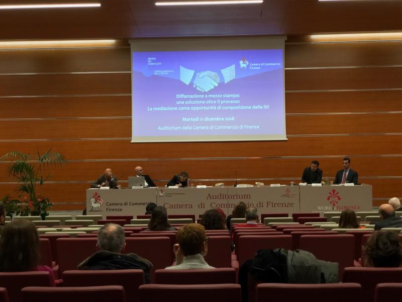 Le assemblee di Odg Toscana e Fondazione Odg il 29 marzo 2019