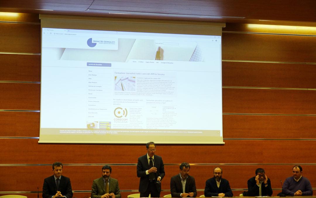 Assemblea annuale della Fondazione Odg Toscana il 30 marzo 2020