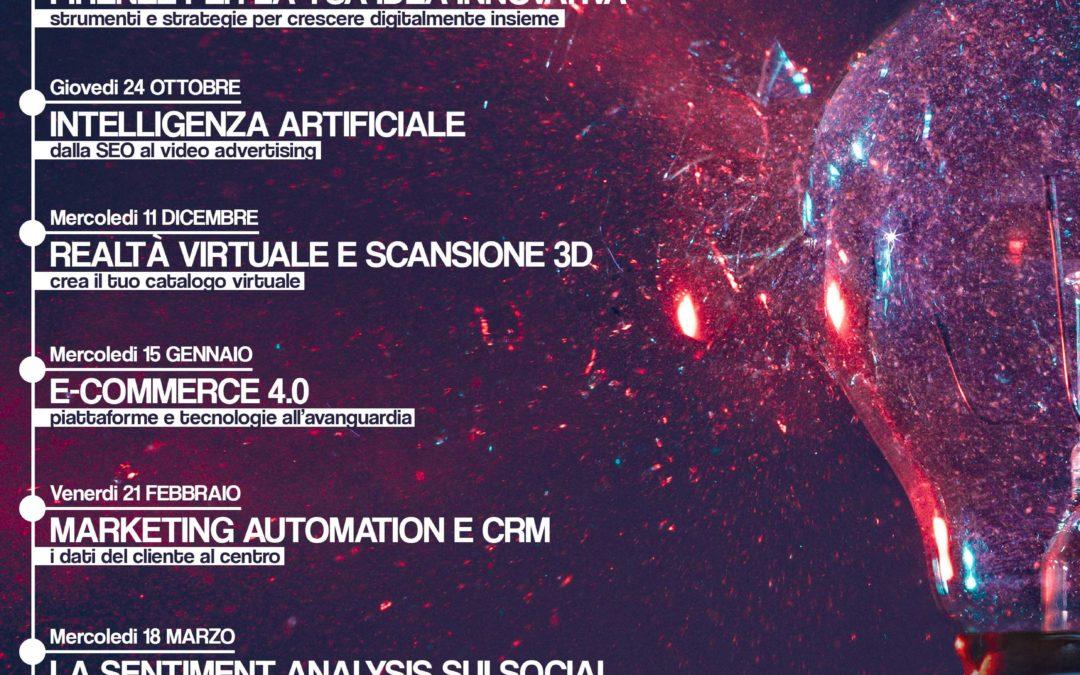 Digitalizzazione e innovazione: posti riservati ai giornalisti alla Camera di Commercio di Firenze