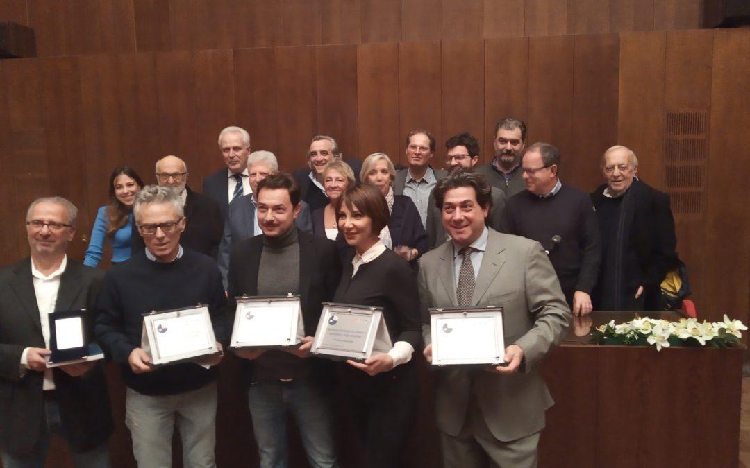 Il premio Umberto Chirici a cinque cronisti toscani